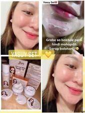 Yasuy Beauty Set Stunning Beautiful In 7 Days Whitening Glowing Micro Peeling