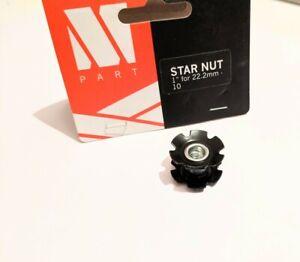 "MPart Aheadset 1"" Steerer Tube Star Nut for Fork Stem MTB BMX Bicycle"