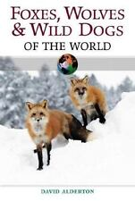 Foxes, Wolves, and Wild Dogs of the World-ExLibrary