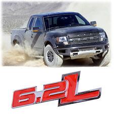 2011-14 F150 Raptor 6.2L Black /& Gray Door Emblem Driver or Passenger Side
