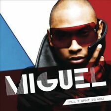 All I Want Is You by Miguel (R&B) (CD, Nov-2010, Jive) Free Shipping!