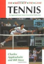 Livres de sports anglais sur tennis