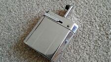 1950's  Magna Silver Cigarette Lighter Torch Light Petrol Electronic Vintage