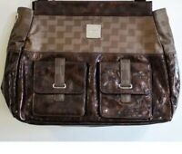 Miche Prima Shell SHAE Tortoiseshell Faux Patent Leather Brown Bag Shell Cover