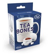 Tè infus. tè ossa per Tè sfusi-la Creepy Tea più ripida-by Fred, NUOVO IN SCATOLA