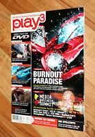 Playstation Magazin Crash of the Titans The Legend of Spyro Resident Evil 5 GTA