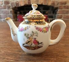 Replica Teapot- 'Tournay' By Franklin Mint From V&A Collection