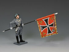 WS341 Waffen SS Flag Bearer by King & Country