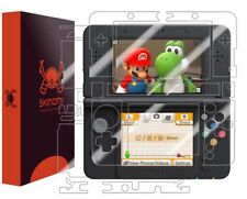 Skinomi FULL BODY Skin+Clear Screen Protector For Nintendo 3DS 2015