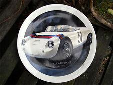 GLÖCKLER PORSCHE 1951 - limited Edition porcelain plate