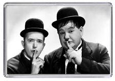 Laurel and Hardy Fridge Magnet 01