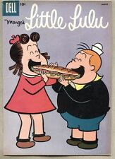 Marge's Little Lulu #117-1958 fn+ Tubby John Stanley