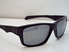 Authentic Oakley OO9135-09 Jupiter Squared Matte Black Iridium Sunglasses $240