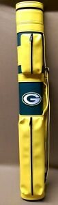 Green Bay Packers 2x2 Custom NFL Pool Cue Case w/ FREE Shipping USA Made