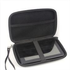 For TomTom Go 5000  Carry Case Hard Black With Accessory Story GPS Sat Nav