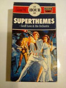 Superthemes - Geoff Love & His Orchestra : Movie & TV Themes Cassette HR 4181034