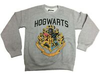 Harry Potter Men's Sweatshirt Pullover Hogwarts Gryffindor Slytherin Hufflepuff