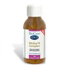 Biocare metil Complejo B 60 Vegicaps