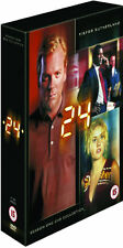 24 - Temporada 1 - DVD 6 Discos Box Set - Kiefer Sutherland - Región 2 - 15+