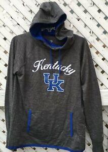 University of Kentucky Hoodie Sweatshirt by Colosseum Men's Medium MINT
