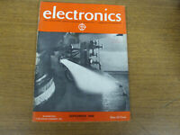 McGraw Hill Electronics Magazine Volume 13 Number 9 September 1940