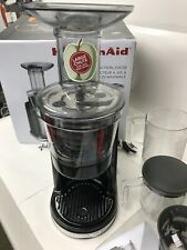 Juice Extractor KitchenAid KVJ0111OB Maximum Extraction (Slow Juicer)