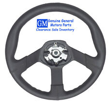 1994 Chevrolet Cavalier 1990 Chevrolet Celebrity Steering Wheel Black 16750171