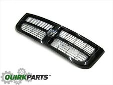 2008-2011 DODGE DAKOTA BLACK GRILLE WITH CHROME INSERT BRAND NEW MOPAR GENUINE