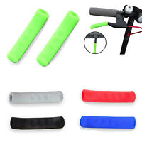 2pcs Brake Handle Grips Protector Cover for Xiaomi Mijia M365 Electric Scooter