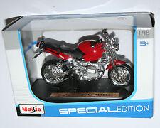 Maisto - BMW R1100R Motorbike - Model Scale 1:18