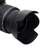 Lens Hood for Nikon HB-69 AF-S DX NIKKOR 18-55mm f/3.5-5.6G VR II D3200 D5200 FR