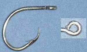 Mustad 39960D # 11/0 2Ct Atún Círculo Gancho 6202
