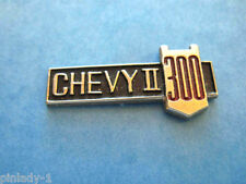 CHEVY II 300 - hat pin , lapel pin , tie tac , hatpin GIFT BOXED