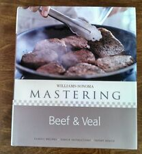 Beef & Veal Made Easy Cookbook with Step-by-Step Photographs Williams-Sonoma