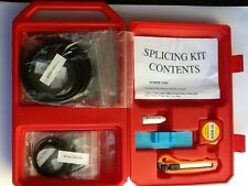 Nitrile 70 Shore O-Ring Cordon épissage kit contient divers cordons et accessoires