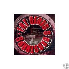 FAT BEATS& BRASTRAPS WOMEN OF HIP-HOP CD 5560