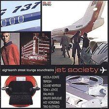 ESL Soundtrack, Vol. 2: Jet Society by Eighteenth Street Lounge Soundtracks (CD,