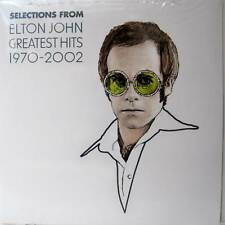 Elton John - GREATEST HITS 1970 - 2002 Promo CD Sampler - Brand New