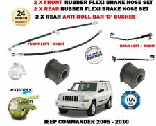 4 X Capteur ABS Kit Jeep Grand Cherokee WK 2005-2010 abs//wk//005a