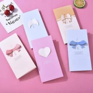 Christmas Birthday Anniversary Money Wallet Relation Card Gift Wishes Voucher