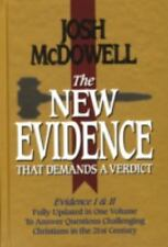 The New Evidence That Demands a Verdict by Josh McDowell (1999, Hardcover, Revis
