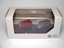 VW Nutzfahrzeug-Edition #1: T4 Bus + Transporter #0542, Herpa 1:87 / H0 BOXED!
