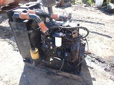 Cummins Qsb 45 Turbo Diesel Engine Power Unit Video Exc Runners 8754 Skytrak