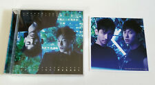 TVXQ Reboot Japan Press CD+DVD Limited Edition DBSK Tohoshinki Jacket Photocard