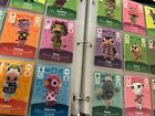 Animal Crossing Amiibo Cards Series 3 #201-300 - Authentic, (Choose)