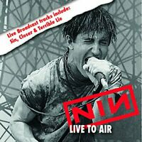 Nine Inch Nails ( NIN )~ Live To Air NEW SEALED  CD