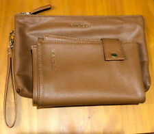 Fawn Design The Changing Clutch - Brown Nwot $40