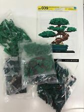 nanoblock NB039 Bonsai Matsu Spielzeug, Mehrfarbig