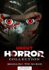 Uncut Horror Collection (Titel siehe Cover) -- DVD