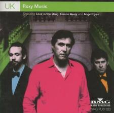 UK Roxy Music Featuring Love is the Drug , Dance Away and Angel Eyes CD